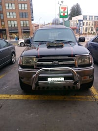 1999 Toyota 4Runner LIMITED 4X4 4AT