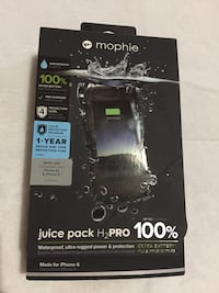 Mophie waterproof/charging case Port Coquitlam, V3B