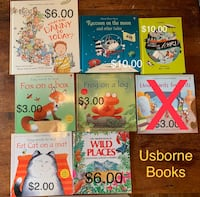 Various Homeschooling Books - PRICES IN PHOTOS