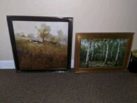 two brown wooden photo frames West Columbia, 29169