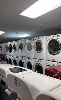 Front load set washers and dryer excellent condition  Windsor Mill, 21133