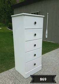 Tall Chest *Delivery Available* Hamilton, L9H 5N7