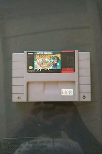 SNES Super Mario Bros game cartridge Antioch, 94509