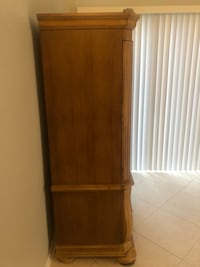100% Solid Wood Armoire Coral Springs, 33076