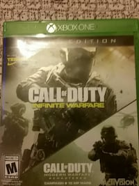 Xbox One Call of Duty case