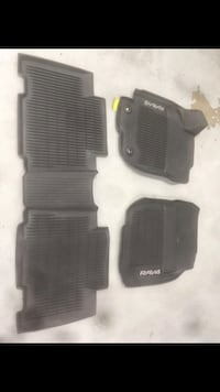 Toyota RAV4 Set Of All Weather Floor Mats