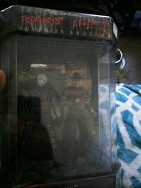 Friday the 13 And Nightmare on Elm Street doll Los Angeles, 90026