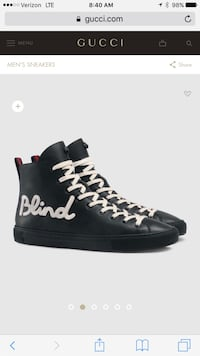 Blind for love Gucci shoes St. Charles, 63301