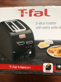 Brand new T- Fal toaster