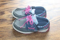 only $8 Sperry Little girl shoes - size 9 Vaughan