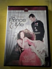 The Prince and Me DVD Movie!!