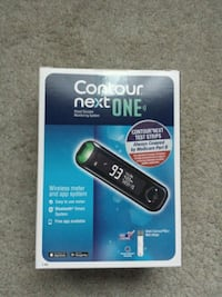 Contour Blood Glucose Monitoring System. Rockland County