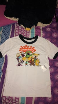 Forever 21 Nickelodeon T-shirt (brand new, tags attached) Los Angeles, 91304