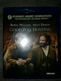 Good Will Hunting (blu-ray) Gaithersburg