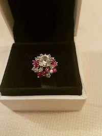 Gorgeous  10kt  white  gold  ring  Whitby, L1N 8X2