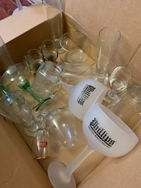 clear glass decanter with drinking glasses Elkridge, 21075