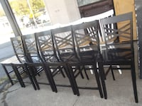 6 Counter height chairs Front Royal