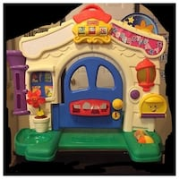 Toy, child's, fisher-Price laugh and learn crawl through home Wilmington, 19808