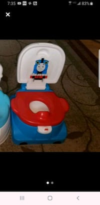 Tomas train potty diapers training toy