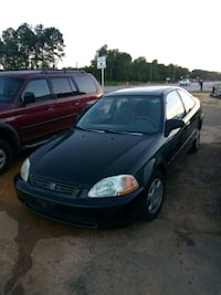 black Honda sedan Pensacola, 32534