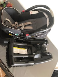 car seat for infant.
