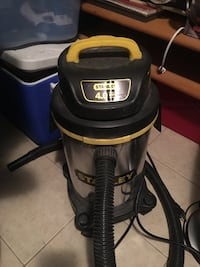 black and yellow Shop-Vac vacuum cleaner Calgary, T2X 1E5