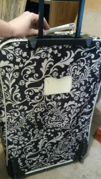 black/white suitcase Midway, 31320
