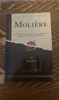 Molière 3 stories in one