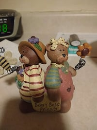 Beary best friends bears figurine