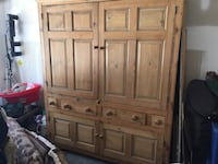 Irish Linen Caninet. REDUCED. $1100 OBO Raleigh, 27617