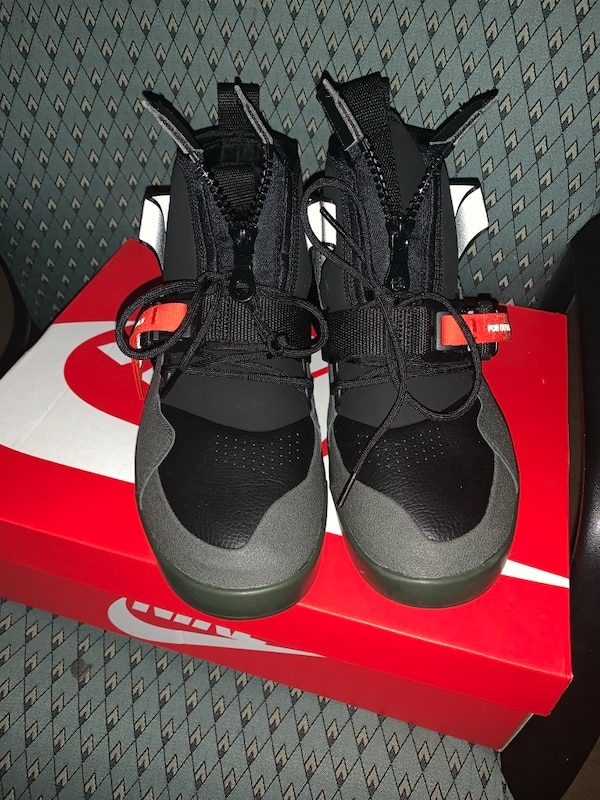 671af4d8f6cf Used Nike Air Force 270 Utility. Size 10.5. Worn once. for sale in Roswell