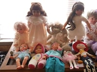 Lots of dolls for sale Decatur, 30032