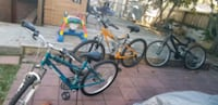 3 Bicycles for sale Silver Spring, 20902