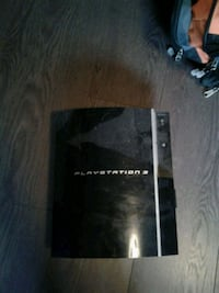 black Sony PS3 Original
