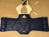 Chest protector Adidas Tae Kwon Do Brand New 43 km