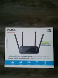 New Wireless Dual Band Router