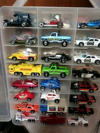 assorted color car scale model collection Warren, 48091