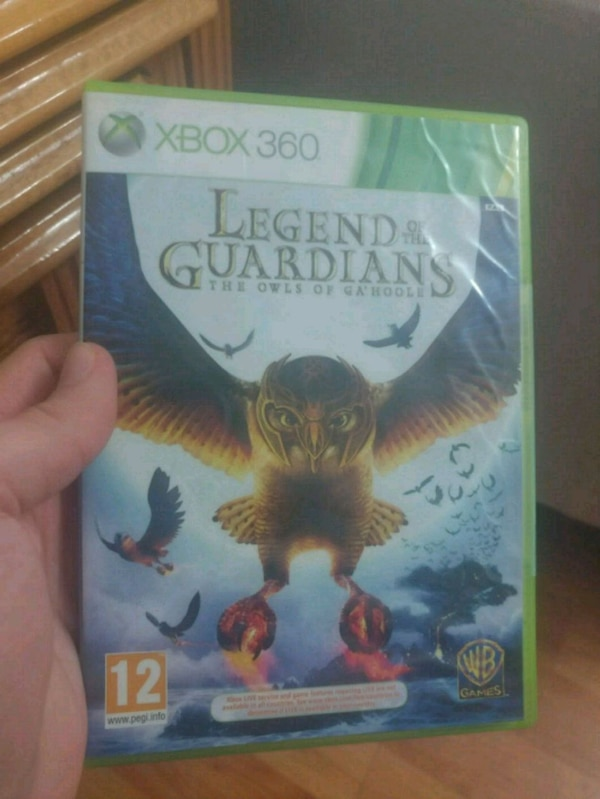 Legends Of The Guardians Xbox 360 5aa0ebe8-956e-423b-a292-8b762c392398