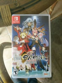 Nintendo Switch Fate Extella The Umbral Star case Toronto, M1C 1J3