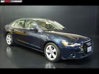 2012 Audi A6 Premium Plus FINANCING AVAILABLE Milpitas