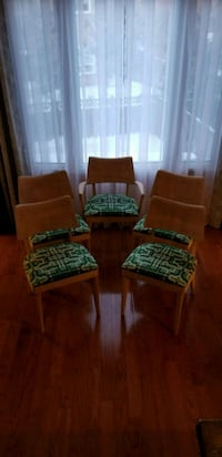 Mid Century Dining Chairs Mississauga, L5B 2Y6
