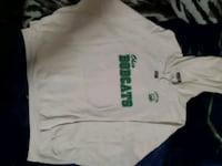 white and green crew neck shirt Fort McMurray, T9H 3M7