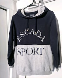 Vintage Escada hoodie size small can fit medium