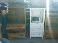 white wooden cabinet with drawer Sunland Park, 88063