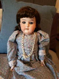 Antique bisque Armand Marseille Doll Albuquerque