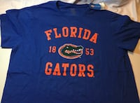 Florida Gators Gator Chomp Shirt Little Rock