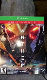 Legion of dawn edition of anthem for sale Pickering, L1W 2P1