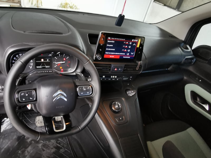 2020 Citroen Berlingo 2950 KM TEMİZ FULL 9