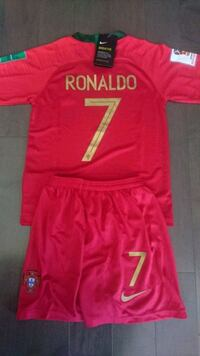 Brand new in tags 2018 portugal world cup kids kit Mississauga, L5B