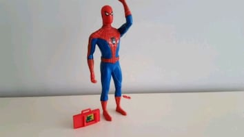 1978 Energized Spiderman from Remco